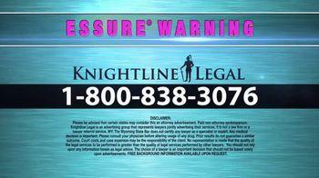 Knightline Legal TV Spot, 'Essure Warning' - Thumbnail 10