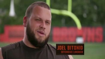 HBO TV Spot, 'Hard Knocks: Training Camp With the Cleveland Browns' - Thumbnail 4