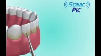 Sonic Pic TV Spot, 'At Home Dental Cleaning System' - Thumbnail 2