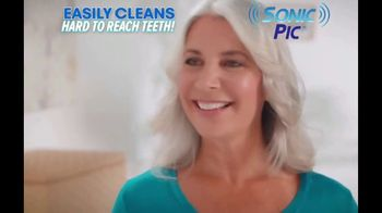 Sonic Pic TV Spot, 'At Home Dental Cleaning System' - Thumbnail 5