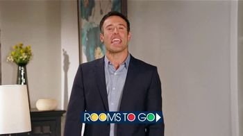 Rooms to Go TV Spot, 'The Perfect Value Combination' - Thumbnail 1