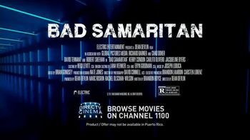 DIRECTV Cinema TV Spot, 'Bad Samaritan' - Thumbnail 10