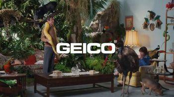 GEICO TV Spot, 'Nature Sounds' - Thumbnail 10