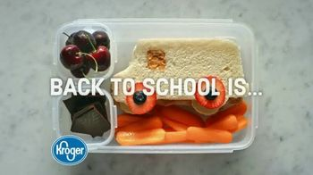 The Kroger Company Buy 5 Save $5 Event TV Spot, 'Back to School: Donations' - Thumbnail 1