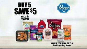 The Kroger Company Buy 5 Save $5 Event TV Spot, 'Back to School: Donations' - Thumbnail 10