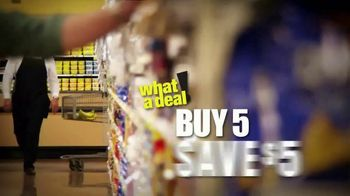The Kroger Company Buy 5 Save $5 Event TV Spot, 'Back to School: Donations' - Thumbnail 9