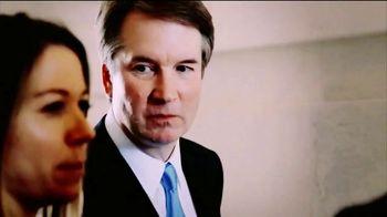 Judicial Crisis Network TV Spot, 'Confirm Kavanaugh' Featuring J. D. Vance - 143 commercial airings