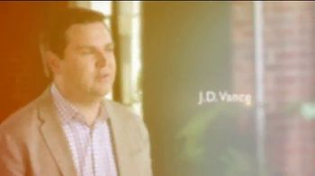 Judicial Crisis Network TV Spot, 'Confirm Kavanaugh' Featuring J. D. Vance - Thumbnail 1