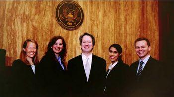 Judicial Crisis Network TV Spot, 'Confirm Kavanaugh' Featuring J. D. Vance - Thumbnail 3