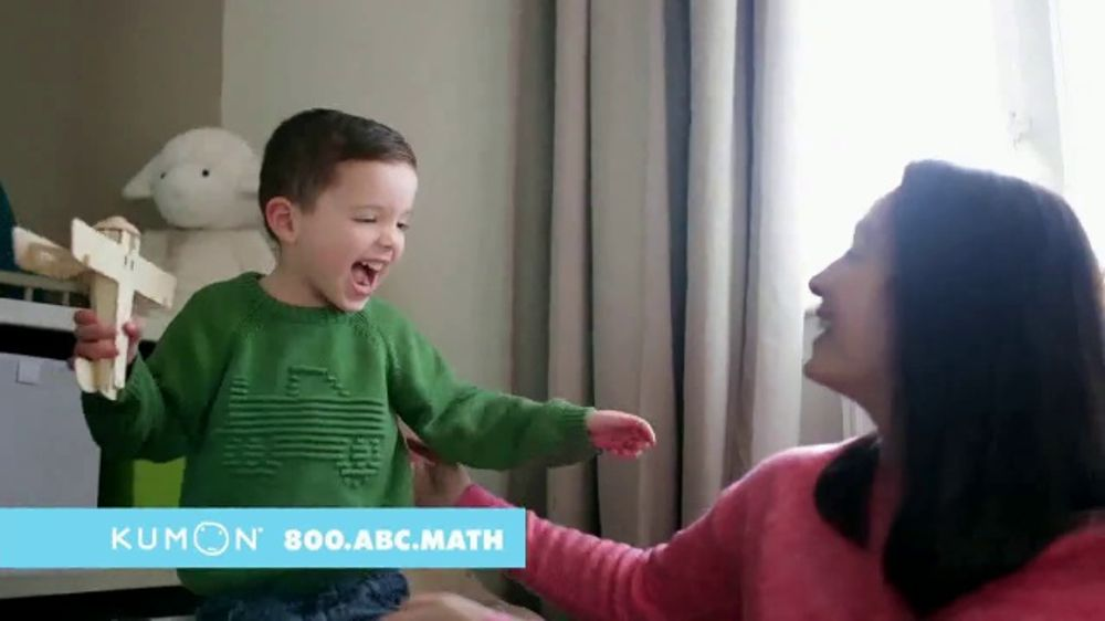 Kumon TV Commercial, 'Confident About Math and Reading'