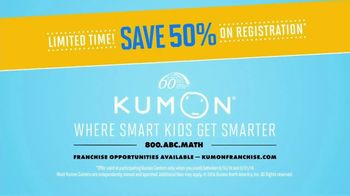 Kumon TV Spot, 'Confident About Math and Reading' - Thumbnail 10
