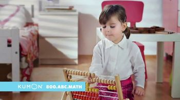 Kumon TV Spot, 'Confident About Math and Reading'