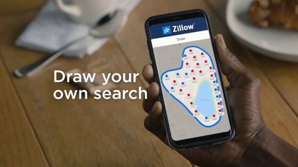 zillow tv commercial draw your own search ispot tv