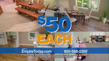 Empire Today $50 Sale TV Spot, 'Update Your Floors' - Thumbnail 3