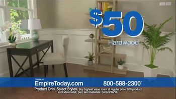 Empire Today $50 Sale TV Spot, 'Update Your Floors' - Thumbnail 5