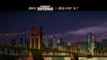 The Death of Superman TV Spot - Thumbnail 1