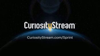 Sprint TV Spot, 'CuriosityStream: Free Streaming Documentaries' - Thumbnail 10