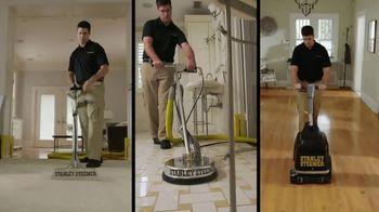 Stanley Steemer 24 Hour Emergency Water Restoration TV Spot, 'Fast'