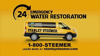 Stanley Steemer 24 Hour Emergency Water Restoration TV Spot, 'Fast' - Thumbnail 7