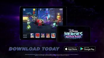 Disney Heroes: Battle Mode TV Spot, 'The Incredibles' - Thumbnail 9