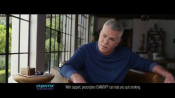 Chantix TV Spot, 'Reduce the Urge to Smoke' Featuring Ray Liotta - Thumbnail 2