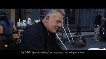 Chantix TV Spot, 'Reduce the Urge to Smoke' Featuring Ray Liotta - Thumbnail 7