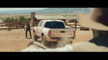 Toyota TV Spot, 'The Untameables' Featuring Don Swayze [T1] - Thumbnail 2