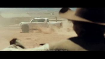Toyota TV Spot, 'The Untameables' Featuring Don Swayze [T1] - Thumbnail 5