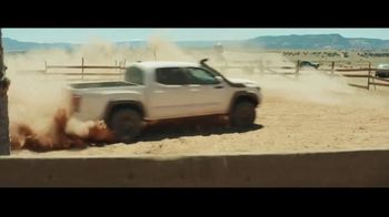 Toyota TV Spot, 'The Untameables' Featuring Don Swayze [T1] - Thumbnail 6