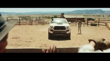 Toyota TV Spot, 'The Untameables' Featuring Don Swayze [T1] - Thumbnail 7