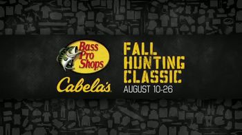 Bass Pro Shops Fall Hunting Classic TV Spot, 'Binoculars and Crossbow' - Thumbnail 3