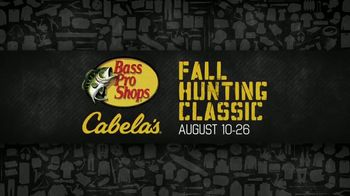 Bass Pro Shops Fall Hunting Classic TV Spot, 'Free Seminars & Trade-In' - Thumbnail 7