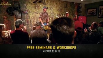 Bass Pro Shops Fall Hunting Classic TV Spot, 'Free Seminars & Trade-In' - Thumbnail 8