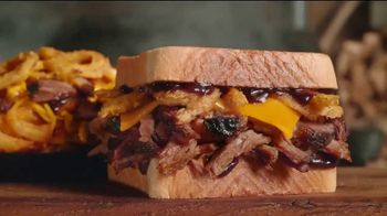 Arby's Smokehouse Sandwiches  TV Spot, 'Interesting' - Thumbnail 3