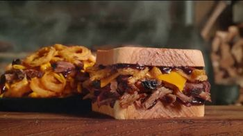 Arby's Smokehouse Sandwiches  TV Spot, 'Interesting' - Thumbnail 4