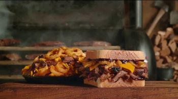 Arby's Smokehouse Sandwiches  TV Spot, 'Interesting' - Thumbnail 6