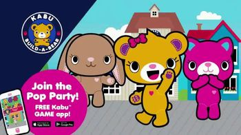 Build-A-Bear Kabu TV Spot, 'Cele-bear-ate' - Thumbnail 10