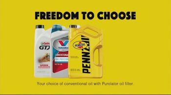 Advance Auto Parts TV Spot, 'Freedom to Choose Oil Change Bundles' - Thumbnail 5