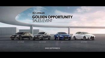 Lexus Golden Opportunity Sales Event TV Spot, 'Lap the Planet' [T1] - Thumbnail 10