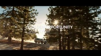 Lexus Golden Opportunity Sales Event TV Spot, 'Always in Your Element' [T1] - Thumbnail 1