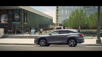 Lexus Golden Opportunity Sales Event TV Spot, 'Always in Your Element' [T1] - Thumbnail 3