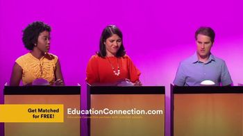 Education Connection TV Spot, 'Game Show' - Thumbnail 7