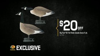 Bass Pro Shops Fall Hunting Classic TV Spot, 'ScentLok and Goose Decoys' - Thumbnail 10