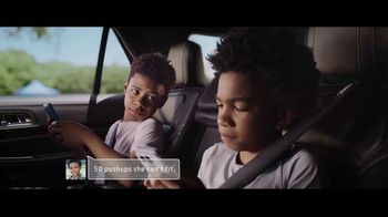 Ford TV Spot, 'Football Practice' Song by Bill Withers [T1] - 579 commercial airings
