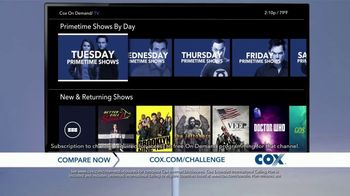 Cox Communications TV Spot, 'TV That Works for You' - Thumbnail 3