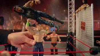 WWE Sound Slammers TV Spot, 'Destruction Zone Playset' - 353 commercial airings