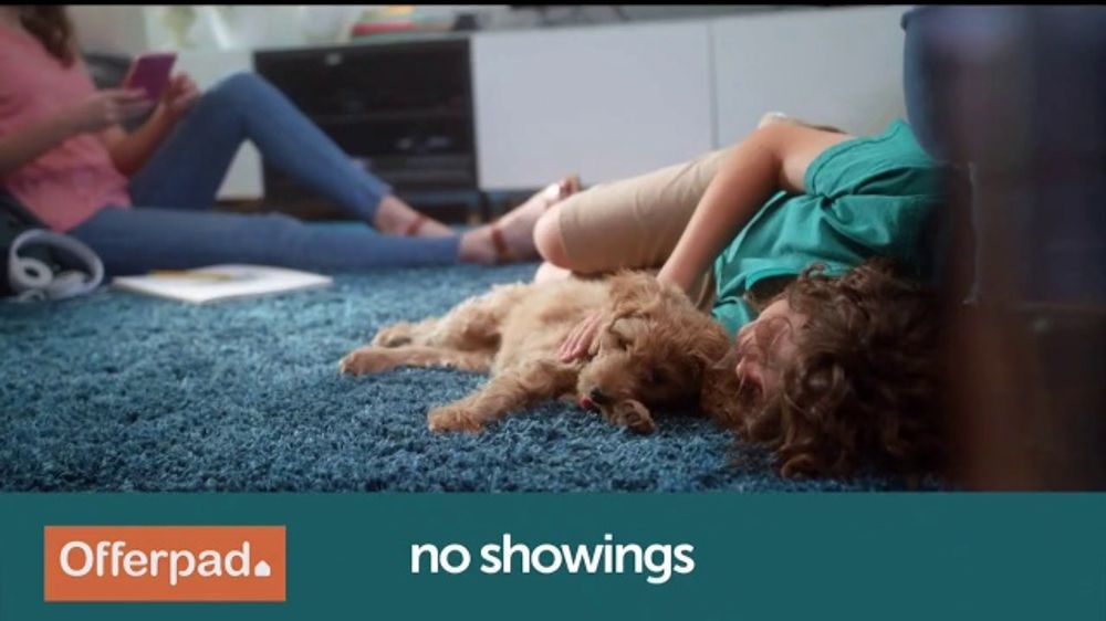 Offerpad TV Commercial, 'Holidays: Sell Your Home'