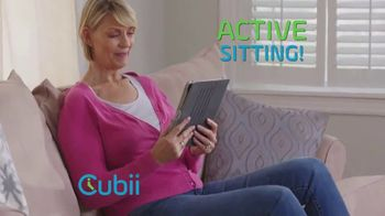 Cubii TV Spot, 'Get Fit While You Sit' - 2 commercial airings