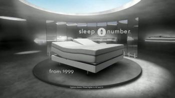 Sleep Number Holiday Savings Event TV Spot, 'Proven Quality Sleep' - Thumbnail 3