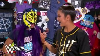 WWE Shop Cyber Monday Sale TV Spot, 'So Many Items' Featuring Sasha Banks, Bayley - 1 commercial airings